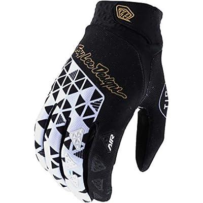 Troy Lee Designs Air Wedge White Black Gloves size Medium: Automotive