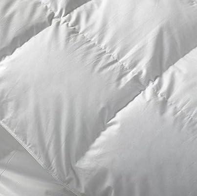 SEASONS Camapolis-Edredón Nórdico Plumón, 90% Duvet, 100% algodón ...