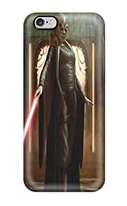 Ideal DanRobertse Case Cover For Iphone 6 Plus(star Wars Lightsabers Sith Jedi Art Artwork), Protective Stylish Case(3D PC Soft Case)