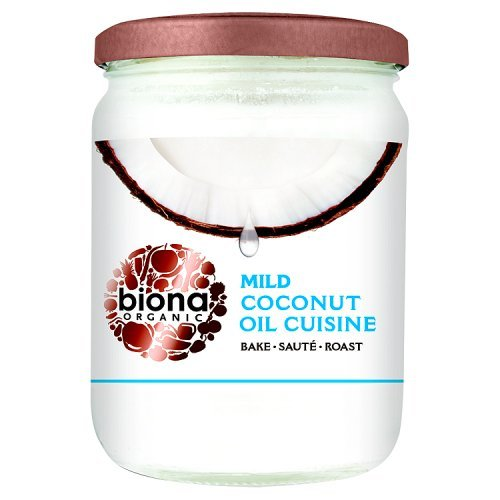 Biona Organic Coconut Oil Cuisine, 470ml