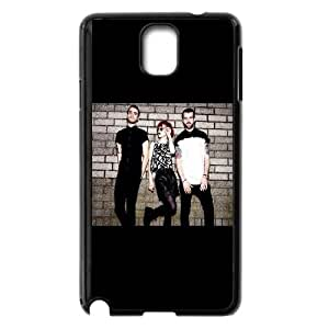 Paramore Samsung Galaxy Note 3 Cell Phone Case Black D4607936