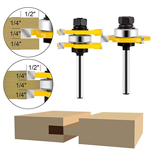 Bestselling Router Joinery Bits