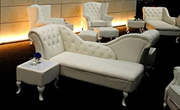 Sofa Barock Canape 20er Set White Chesterfield Neo Couch Sitz