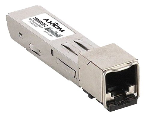 Axiom - SFP (mini-GBIC) transceiver module - Gigabit Ethernet (PAN-SFP-CG-AX) by Axiom