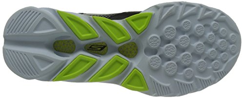 SkechersGo Nero Black Vortex Run Scarpe Lime Uomo Run SkechersGo Running Sxganx0r8
