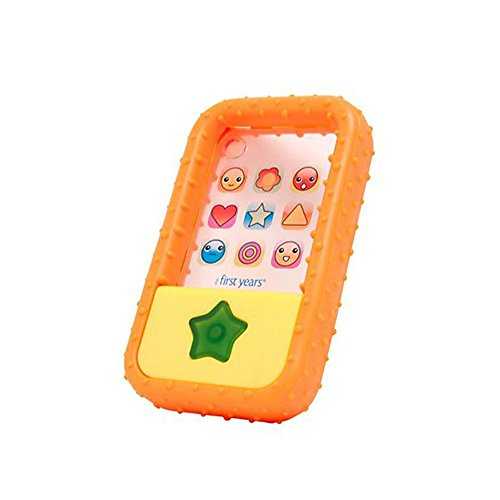 First Years Phone Musical Toy