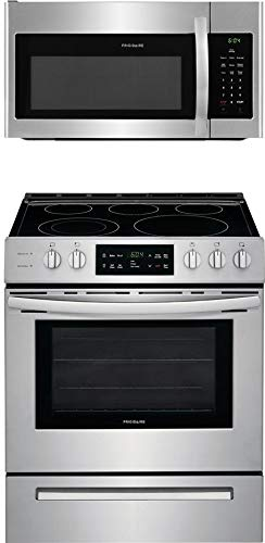 Frigidaire 2-Piece Kitchen Appliance Package with FFEH3054US 30