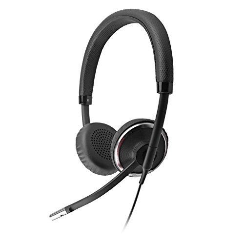 Plantronics Blackwire C-520 Smart Sensor Technology Headset (Certified Refurbished)