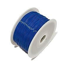 FOXSMART 329672 PLA 3D Printer Filament 1kg Spool - 1.75mm - Blue