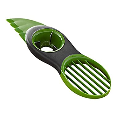 ETCBUYS 3-in-1 Avocado Slicer Avocado Cutter/Peeler