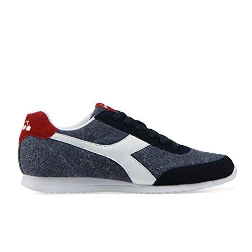 Diadora Jog Light C, Sneaker Uomo 60065 - Blu Profondo
