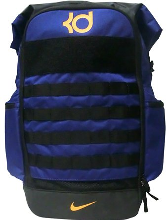 Nike KD Trey 5 V Kevin Durant Blue Black Men Basketball Backpack BA5389-450 by NIKE