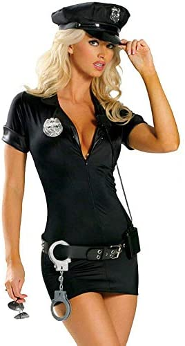 Neilyoshop Police Costume Halloween Uniform product image