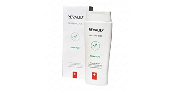 Amazon.com   Revalid Shampoo Swiss Hair Care Hair Loss Treatment 250 ml    Beauty 667fdad3a38