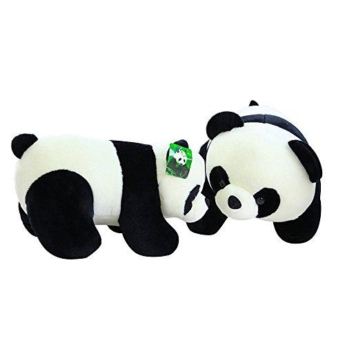 Cute Plush Stuffed Animal Doll Push Pull Panda Bear Plush (Bear Plush Pull)