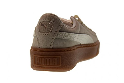 White asphalt Femme Platform Noir Bubble puma Suede Sneakers Puma Wn's Basses Snv1vxO