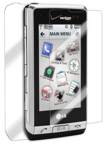 (IQ Shield LiQuidSkin Full Body Skin + Full Coverage Screen Protector for LG Dare (VX9700) HD Clear Anti-Bubble Film)