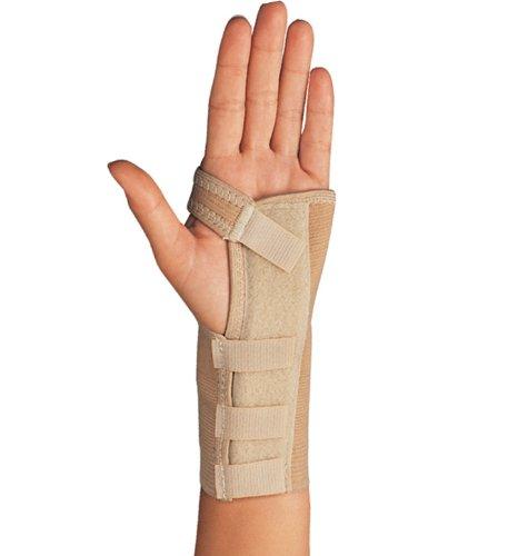 Procare 79-87095 Universal Elastic Wrist Brace, Medium