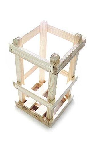 Support en bois - pour bonbonne en verre 5L andere Hersteller