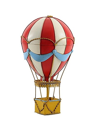 Amazon Com Old Modern Handicrafts Vintage Hot Air Balloon Wall