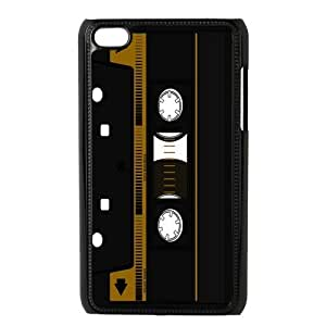 the Case Shop- Camera and Tape Hard Durable Plastic Cover Case for iPod Touch 4, 4th Generation ,p4xq-31