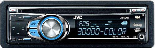 amazon com jvc kda305 kd a305 kd a305 cd mp3 wma satellite rh amazon com JVC KD R330 Specs JVC KD R330 User Manual