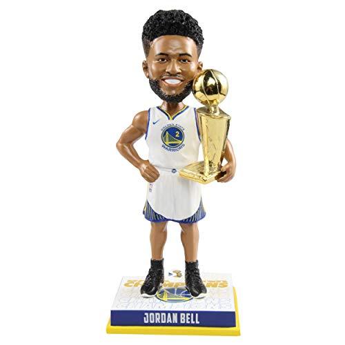 (2018 NBA Champions Jordan Bell #2 (Golden State Warriors) 8