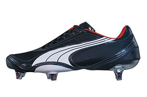 Sg Black Soccer Shoes - 1