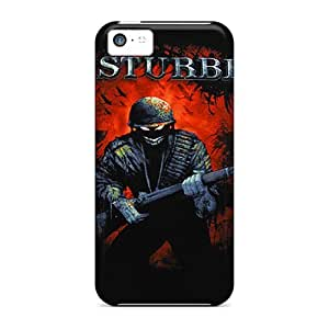IanJoeyPatricia Iphone 5c Shock-Absorbing Hard Phone Case Provide Private Custom Stylish Disturbed Pictures [AgP17493pDYy]