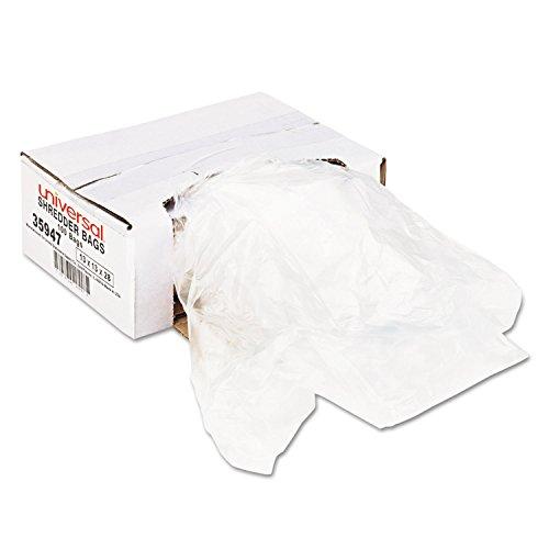 UNV35947 - Universal High-Density Shredder Bags