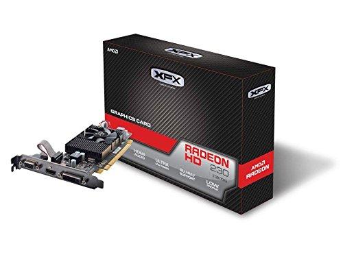 VIDEO CARD  AMD RADEON R7 250 1GB DDR3 RETAIL - XFX R5-230A-CLF2