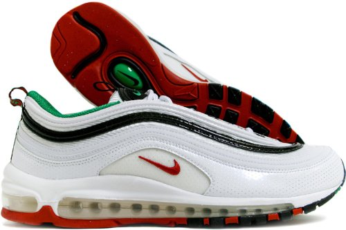 Nike Air Max 97 White/Beet-black-lucky Green