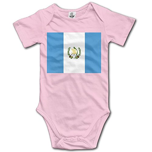 (ONE SUIT Guatemala Flag Funny Baby Onesies Infant Clothes Boys Girls Bodysuit Jumpsuit Rompers Baby Outfits)