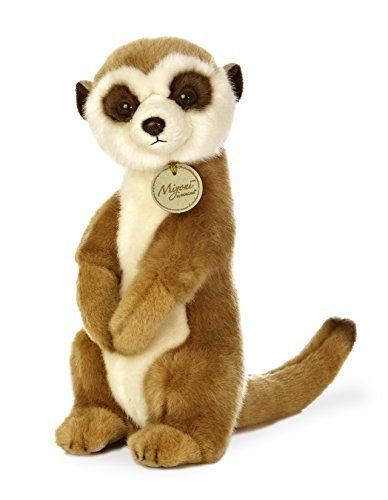 Plush Meerkat - Aurora World Miyoni Meerkat Plush