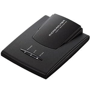 Logitec 無線LANルータ / MicroRouter / 54Mbps / 11bg LAN-PWG/R
