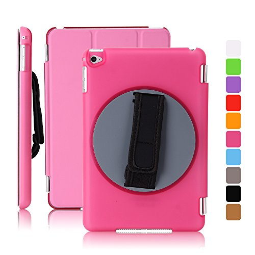 iPad mini 4 Case, GOLP- 360 Degree Handheld Rotating Stand S
