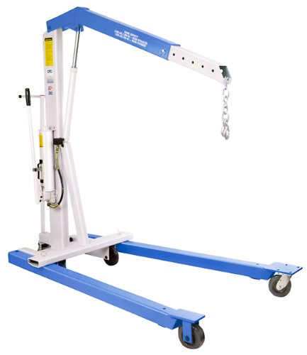 OTC 1819 2200 lbs Capacity Heavy-Duty Floor Crane