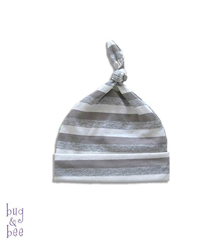 Image Unavailable. Image not available for. Color  Baby Knotted Hat ... f0b2a789b82