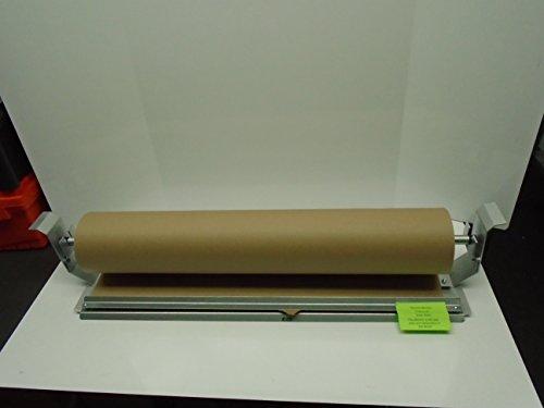 Paper Cutter Roll Dispenser Econoline 60 inches table mount Kraft paper Duralov by Duralov