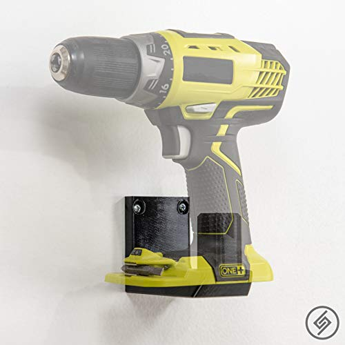 Spartan Mount for Ryobi Tool LEFT | Wall Display Hook | Power Tool Storage | Blog DIY Craft Room | All Types | Strong…