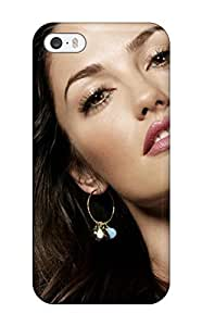 Fashion Tpu Case For Iphone 5/5s- Minka Kelly Defender Case Cover