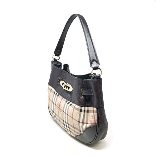 Burberry Ladies Haymarket Bag 3882406 Check Willenmore Medium Hobo rwqfFT4r
