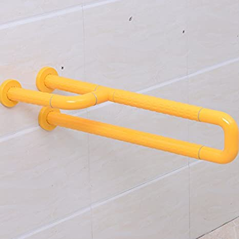 MDRW-Safety handrailBarrier-free handrail disabled u-shaped sink side handrail old handrail,White