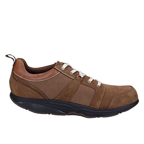Braun Textil 42 Sneakers Nabuk EU MBT Herren qSII1