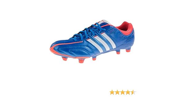 adidas Adipure 11Pro TRX FG Micoach, Botas de fútbol Unisex