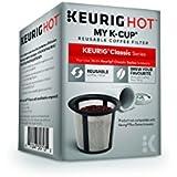 Keurig 119203 My K-Cup Reusable Coffee Filter, Gray (Updated Model)