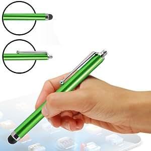 Lápiz capacitivo verde para Archos Arnova 10d G3 4 GB