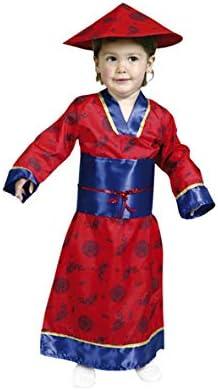 Yupiyei Disfraz de China (1-4 años) - 2-4 años: Amazon.es: Ropa y ...