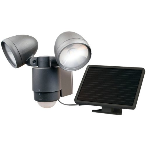 The BEST MAXSA INNOVATIONS Dual Head Solar Lght Brnz by Generic