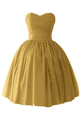 Gelb Cocktailkleider Partykleider Kurz Heimkehr Rosa Chiffon La Tanzenkleider Neu Einfach Mia Brautjungfernkleider Aqxw4